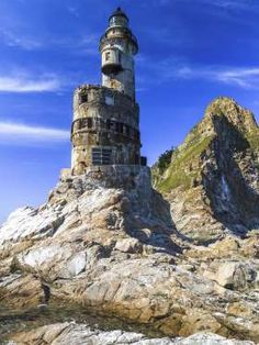 Aniva Island and its stately lighthouse were involved in a custody battle between Japan and Russia f... - Getty