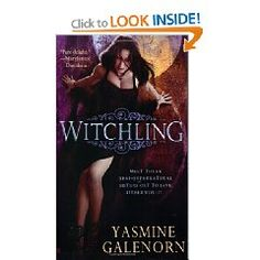 A great paranormal romance series!