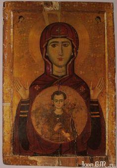 "Икона «Богоматерь Влахернитисса»  Icon of ""Our Lady of Vlahernitissa """