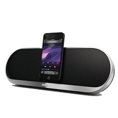 """""""Philips – MFI Apple Certified Bluetooth Wireless Speaker features the new lightning pin connector as the docking station (now compatible with present generation iPhones, like your iPhone 6/6 Plus/6s/6s Plus, and iPods), impressively decent sound and bass quality, compact and slim design, as well as Bluetooth wireless connection."""" - portablespeakersreviews.com 