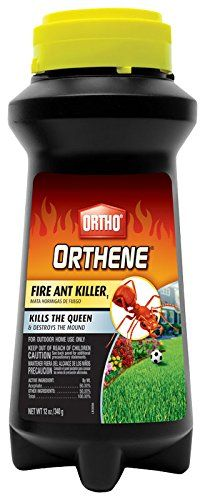 Ortho 0282210 12 Ounce Home and Garden Orthene Fire Ant Killer Lawn And Garden, Home And Garden, Glue Traps, Organic Insecticide, Fire Ants, Garden Pests, Pest Control, Ant Killers, Weed