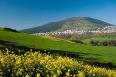 Tavor Mountain, Israel