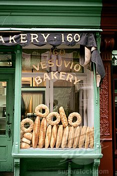 Vesuvio Bakery  - Soho, NYC...been there, freaking amazing
