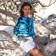 LIYA KEBEDE STARS IN THE OUTNET'S SUMMER EDIT CAMPAIGN
