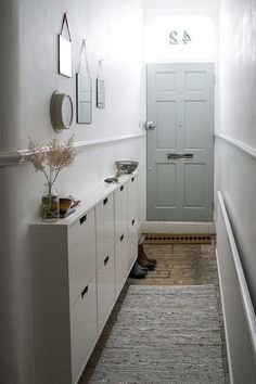 Apartment Entryway Ideas Narrow Hallways Entry Ways Ideas . - Apartment Entryway Ideas Narrow Hallways Entry Ways Ideas way ideas narrow Apartment Entryway Ideas Narrow Hallways Entry Ways Ideas Small Entryways, Small Hallways, Ideas For Hallways, Corridor Ideas, Interior Design Kitchen, Room Interior, Apartment Interior, Decoration Hall, Hallway Decorations