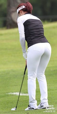 Attached Image women golf fashion Fashion (This is an affiliate link) For additional information, see photo web link. Golf Tips Driving Straight Hot and Sexy Asian Girls Golf, Ladies Golf, Women Golf, Golf Sexy, Jean Sexy, Golf Fashion, Womens Fashion, Ladies Fashion, Sporty Girls