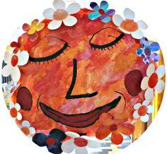 Tvoříme s dětmi ☺: Jarní obří sluníčka Diy And Crafts, Crafts For Kids, Activities, Spring, Inspiration, Painting, Posters, School, Flowers