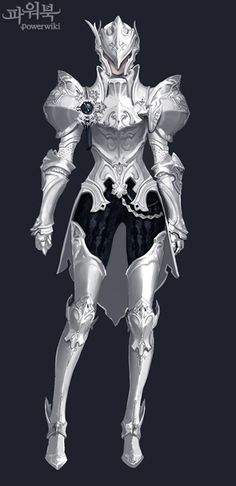 Armor Inspiration: Armor that a Stromgarde knight might wear.