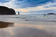Sandwood Bay On the Northwest coast of Sutherland, Northern Scotland, arguably one of Britain's most beautiful beaches.