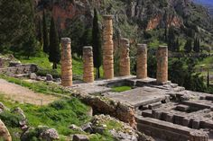Delphi One Day Trip from #Athens