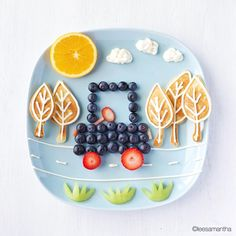 Desayunos sanos y divertidos para niños   https://lomejordelaweb.es/  Pinterest ^^   https://pinterest.com/Ilovecocinar
