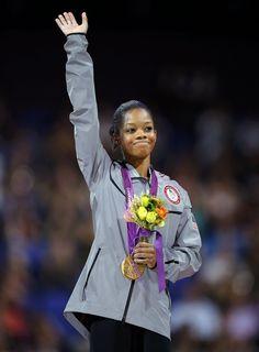 Gabby Douglas: Women's All-Around Final - Gymnastics