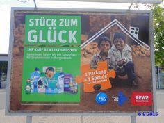 629. - Plakat in Stockach. / 06.09.2015./