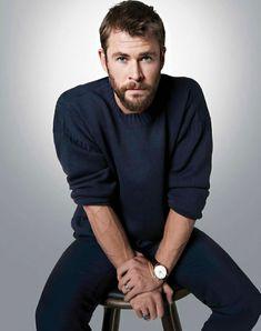 Chris Hemsworth, Hemsworth Brothers, Thor, Sexy Men, Guys, Friends, Style, Fashion, Moda