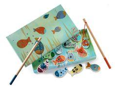 Djeco - Enchanted Fishing