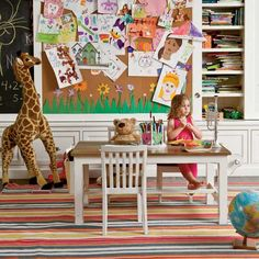 Playtime Perfect - Kids' Rooms - Coastal Living
