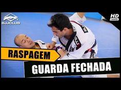 Jiu-Jitsu - Raspagem Guarda Fechada - Edson Oliveira - BJJCLUB - YouTube