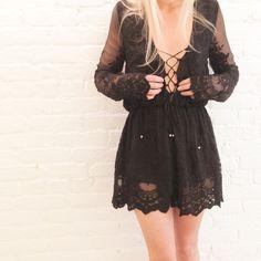 Alissa at Zimmermann's New York store wears Essence Silk Veil Playsuit