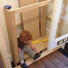 Building a Victorian alcove cupboard (part 1 - gloriagarica. - Building a Victorian alcove cupboard (part 1 – gloriagarica.