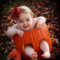 what an adorable halloween/fall picture :)