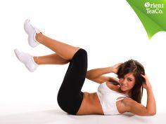 #Hidratación RICO Y REFRESCANTE BIENESTAR. Uno de los ejercicios más prácticos para reducir el abdomen, es hacer ejercicios de piso en los que te obligues a fortalecer los músculos con flexiones hacia el frente y los lados. Para iniciar, puedes realizar 3 series de 10 a 20 repeticiones y al terminar tu rutina, una excelente opción para hidratarte es Orient Tea, que es una bebida elaborada a base de té con todas sus propiedades. ¡Pruébala, te encantará!