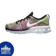 Women s Nike Flyknit Air Max Multicolour 41223fecf