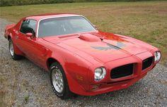 1973 Pontiac Trans AM 455.