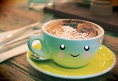 Smile at the Cafe II by FlabnBone on deviantART
