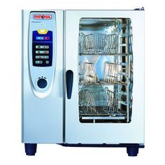 Rational Model 101 Gas White Efficiency Self Cooking Centre  Premium results, intelligent technology and high quality design. FFD are a trusted supplier of Rational equipment. Call today for a quote 01455 234776