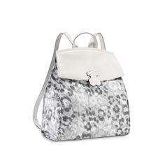 TOUS Kaos Leopard Colores collection backpack
