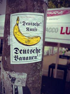 Deutsche Bananen :: Rostock