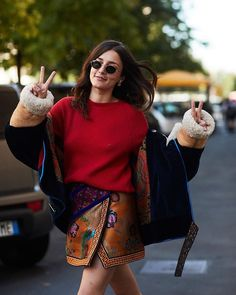 Here's to the new week. You got this . Eleonora Carisi (@eleonoracarisi) giving us some major #mondaymotivation on the streets of #MilanFashionWeek. . ( Imaxtree) . #mfw #streetstyle  via MARIE CLAIRE UK MAGAZINE OFFICIAL INSTAGRAM - Celebrity  Fashion  Haute Couture  Advertising  Culture  Beauty  Editorial Photography  Magazine Covers  Supermodels  Runway Models