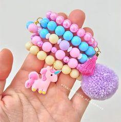 Hobby to Business – Marketing Your Crystal Jewelry Little Girl Jewelry, Kids Jewelry, Kids Bracelets, Beaded Bracelets, Make Your Own Jewelry, Jewelry Making, Emma Clothing, Kawaii Jewelry, Chunky Beads