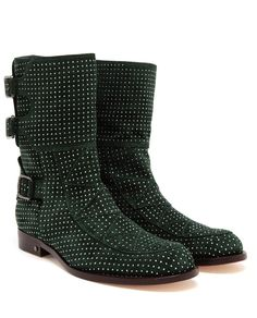 LAURENCE DACADE | Rick Studded Suede Boots