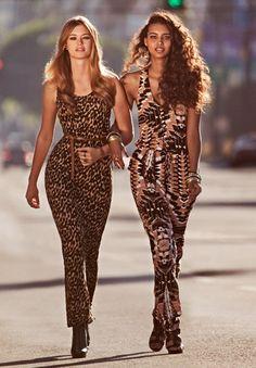 e3af9cbda088 New 2014 Women Summer Leopard Grain Sexy Waist Vest Jumpsuit