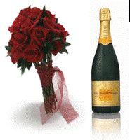 Rose Rosse e Spumante, tradizionale #sanvalentino2014