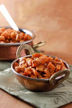 herb roasted sweet potatoes 3