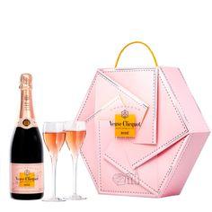 Champagne Rosé Couture Veuve Clicquot