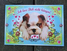 Postkarte für einen wichtigen Menschen