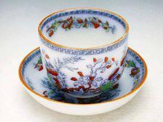 Copeland Tea bowl and saucer 1840