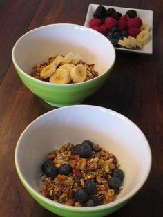 Un desayuno sano, sabroso y fácil. Aprende a preparar tu GRANOLA casera aromatizada con Rooibos Lemon Pie