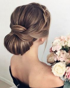 Elstile Long Wedding Hairstyle Inspiration ❤️ http://www.deerpearlflowers.com/elstile-long-wedding-hairstyle-inspiration/3/ #longhaircuts #weddinghairstyles