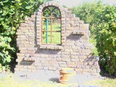 dachziegel recycling google suche garten pinterest gardens. Black Bedroom Furniture Sets. Home Design Ideas