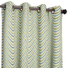 eva floral outdoor curtain | pier 1 imports | bohemian rhapsody