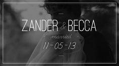 Zander & Becca Highlight by Little Love Films