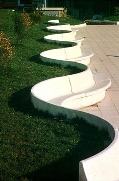 40 Unboring Park Bench Designs Which are Extraordinary - Bored Art