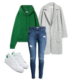"""Untitled #33"" by alexxandrajade on Polyvore featuring H&M and Ailin"