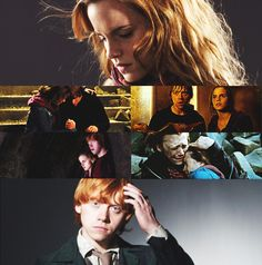 hermione granger and ron weasley fan art   Fan Art - Ronald Weasley Fan Art (24083201) - Fanpop fanclubs
