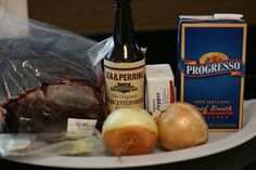 A Year of Slow Cooking: Slow Cooker Venison Roast Recipe