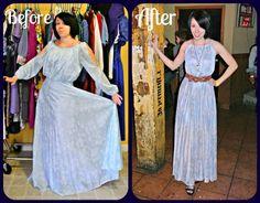1000+ images about Restyled vintage dresses on Pinterest ...